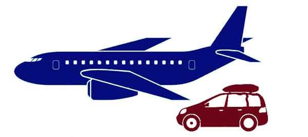 Was Ist Schädlicher Auto Oder Flugzeug